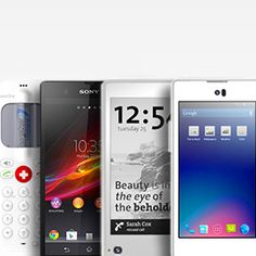 The Best Upcoming Cell Phones.... I want the waterproof one