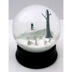 creepy snowglobes | Great news! I've just sold 'Snowglobes', my latest creepy story ...