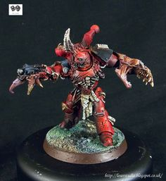 Gal Vorbak Word Bearer Unburdened Possessed Marines.