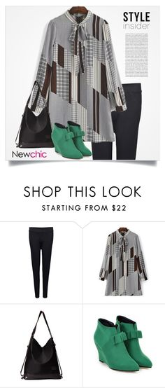 """""""NewChic Style #48"""" by tawnee-tnt ❤ liked on Polyvore featuring Oris"""