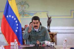 Maduro dice que la oposición no entrará a Miraflores ni con votos ni con balas