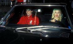 Michael Jackson e Madonna (Foto: Reprodução)