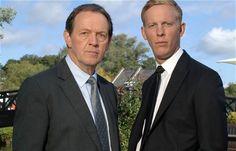 Inspector Lewis & Detective Hathaway