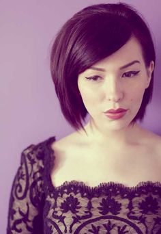 Best Short Straight Hair for Women Short Hairstyles 2014 Asymmetrical Haircuts Most | Fashion Today