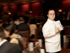 cenasolII (6) Down Syndrome, Chef Jackets, Tv, Blog, People, Television Set