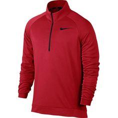 new product b7a88 26d62 Nike Men s Fleece Long Sleeve Quarter Zip Shirt. Sweatshirts Pour HommesNike  Pull-overNike Dri FitVêtements ...