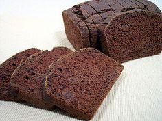 Pão de Chocolate Integral - Máquina de Pão