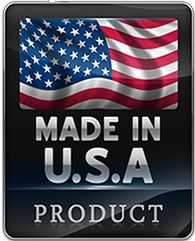 All of our diesel performance parts are made in the USA!