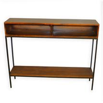 Townsley Two Cubby Console