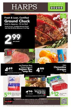 Harps Weekly Ad December 2 15 2015