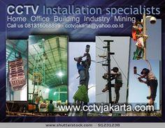 Layanan jasa pasang instalasi kamera cctv pabrik, Pemasang kamera cctv untuk areal industri dan pergudangan www.cctvjakarta.com
