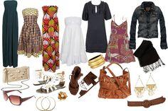 oh, true love!  A wardrobe of just dresses :)