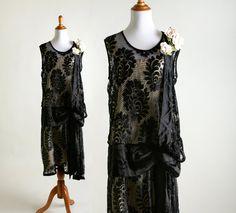 vintage 1920s cocktail dresses | Like this item?