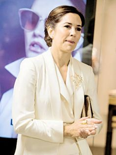 Europe's Royals — theroyalsandi: Crown Princess Mary Of Denmark...