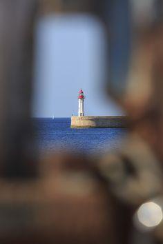 Faro espiado