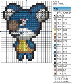 Animal Crossing – Yukka 20-30 x 30-40, Animals, Birdie's Patterns, Koala, Marsupials 0 Comments Jun 162016