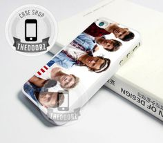 One Direction Vintage Style for iPhone 4/4s, 5, 5s, 5c and Samsung Galaxy s2(i9100), s3(i9300), s4(i9500) Cases by THEDOORZ on Etsy