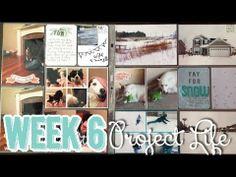 SP Episode 342: Project Life Week 6 Process Using Studio Calico Sugar Rush Kit