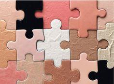 Stéphane Pelletier Still life Puzzle Art, Puzzle Crafts, Color Puzzle, Still Life Photographers, Dark Photography, Fashion Photography, Collage Frames, Puzzle Pieces, Pattern Wallpaper
