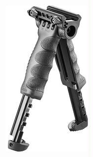 Vertical Foregrip - Black, w/ Quick Release Bipod Generation 2Manufacture ID: T-PODG2QR-BTactical Vertical Foregrip with Integrated Adjustable Bipod - Gen 2The only fully functional bipod designed for precision shooting built into a vertical foregrip. $134.50