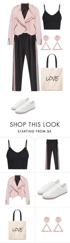 """Untitled #166"" by shinrashuya ❤ liked on Polyvore featuring BasicGrey"