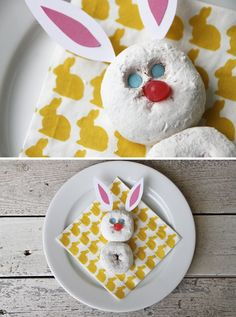 super fun (and easy) Easter treat #easter #easterdessert #eastertreat