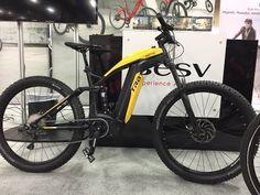 BESV Electric Bikes at Interbike 2016 | Electric Bike Report - YouTube