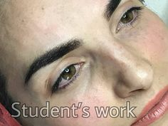 Proud of my student, Eszter Kollar and her results. You can find her in London. She is very talented. Next PMU training for Lips, Eyebrows and Eyeliner, in London, will take place in of October. Book your place now. Eyebrows, Eyeliner, Proud Of Me, Student Work, Congratulations, October, Lips, Training, London