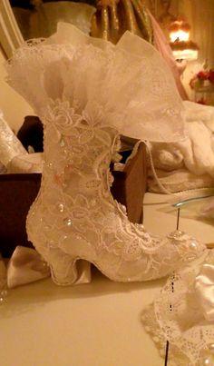 Victorian Boot...made by JoyLynn