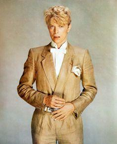 David Bowie 80s.