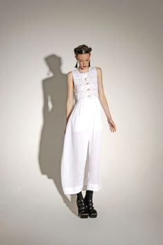Klimt dress by Alice McCall. Lovely and light and lace.