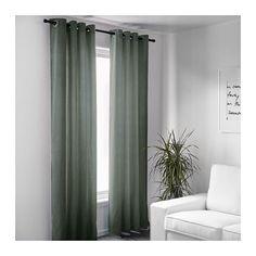 SANELA Curtains, 1 pair - IKEA