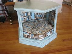 End Table Dog Bed   Google Search