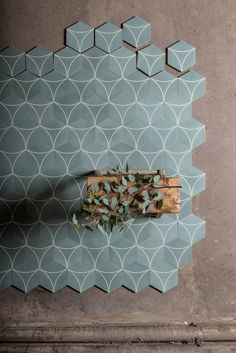 Hexagonal size: 20 x 23 cm. Sold in boxes of 12 tiles sqm). One box costs SEK 683 including VAT X 23, Tiles, Decorative Boxes, Bathrooms, Kitchens, Floor, Interior, Wall, Boden