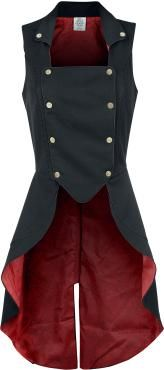 Through The Looking Glass - Hatter Made Dress - Veste par Alice In Wonderland