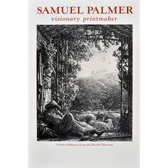 Samuel Palmer: visionary printmaker exhibition poster) at British Museum shop online Exhibition Poster, Museum Exhibition, Museum Poster, Museum Shop, British Museum, Printmaking, Image Search, Gallery, Drawings
