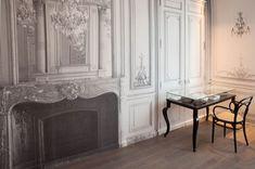 Bureau - Suite Salon Doré - La Maison