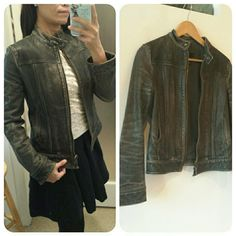 🦃Black FRI SALE🎈$879✂️Diesel vintage jacket ❣Not eligible for bundle❣. Rare Diesel vintage biker leather jacket. 100% leather. Only gently worn twice. In excellent condition. A true investment piece. Diesel Jackets & Coats