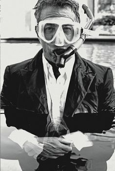 Dustin Hoffman - by Tom Munro