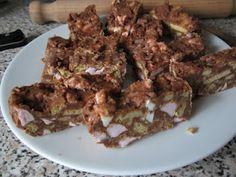 Chocolate Tiffin/Rocky Road Recipe