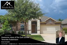 PENDING BACKUP! Home backs to golf course!
