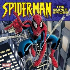 What on Earth could a science teacher who loves spiders but hates Spider-Man teach Peter Parker? Surprisingly, quite a bit! In this Spider-man adventure, Peter Parker takes what he learns in science class and uses it to capture the villain.
