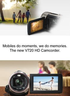 Explore the Panasonic - HD Camcorders Camcorder, Cameras, Festive, Competition, How To Memorize Things, In This Moment, Memories, Gift Ideas, Random