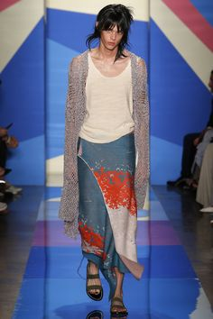 Baja East Spring 2016 Ready-to-Wear Collection Photos - Vogue