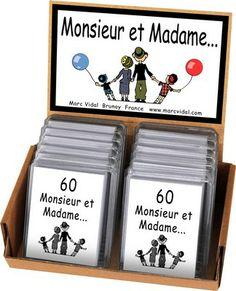 60 Monsieur et Madame MARC VIDAL | Goûter d'anniversaire