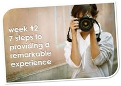 Friday Business Challenge – Week 2: How Remarkable is Your Photography Business?