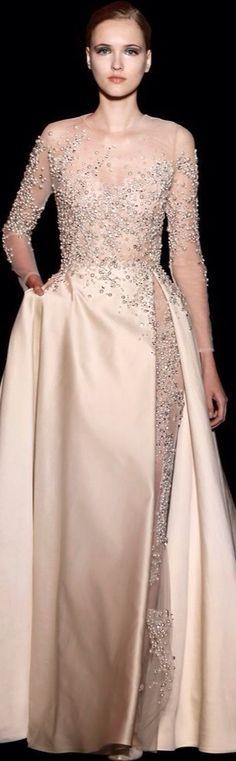 #Elie Saab Haute Couture 2014-2015