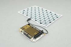 The Touch Board Proto Shield provides an easy and robust way to add functions to your Touch Board, and to provide a set of alternative ways to connect to your electrodes. Shielded Cable, Interactive Walls, Bring Up, Puzzle Pieces, Arduino, Connect, Alternative, Boards, Tutorials