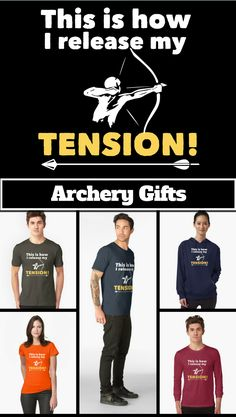 c2d6522ebaf6c Are you looking for a funny archery quote tee or long sleeved gift shirt?  Maybe