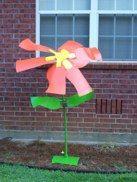 """Fan Flower #568"""" x  42"""" x 42"""""""